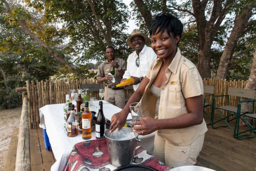 Safari Scapes Little Makololo