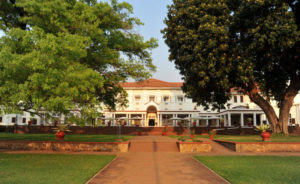 Safari Scapes Victoria Falls Hotel