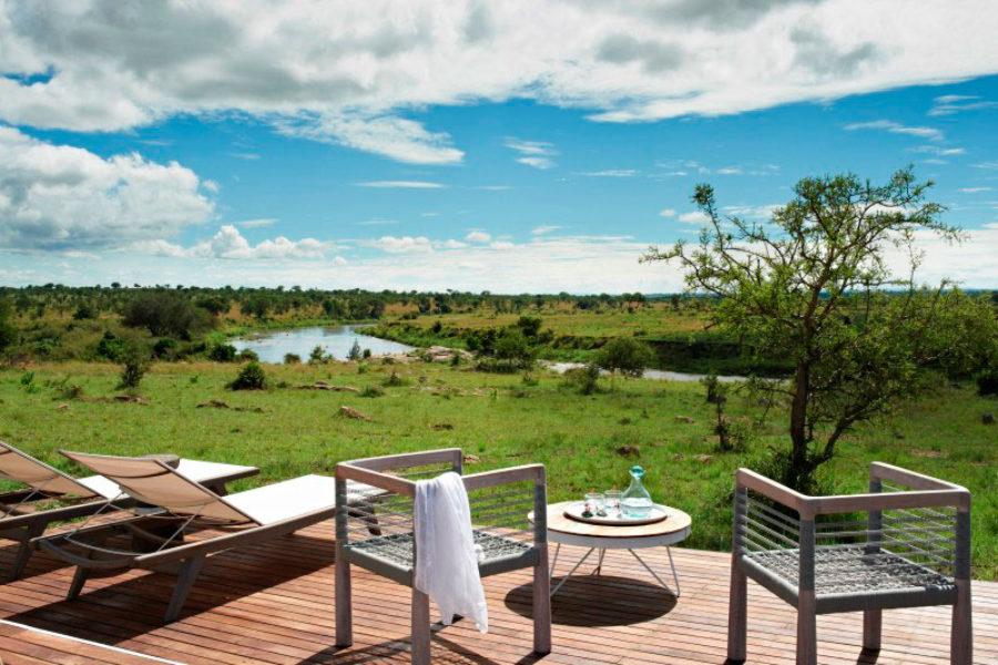 Safari Scapes Singita Mara River