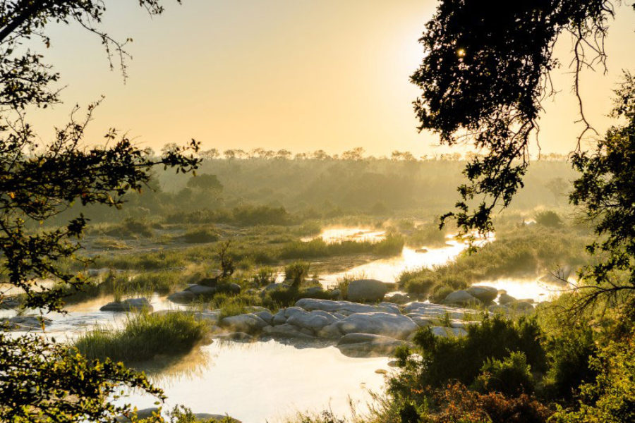 Safari Scapes Singita Boulders