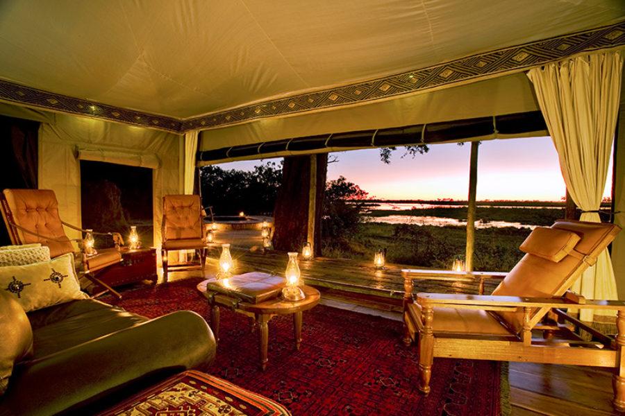 Safari Scapes Botswana Zarafa 05