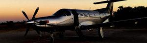 Safari Scapes Private Air Charters