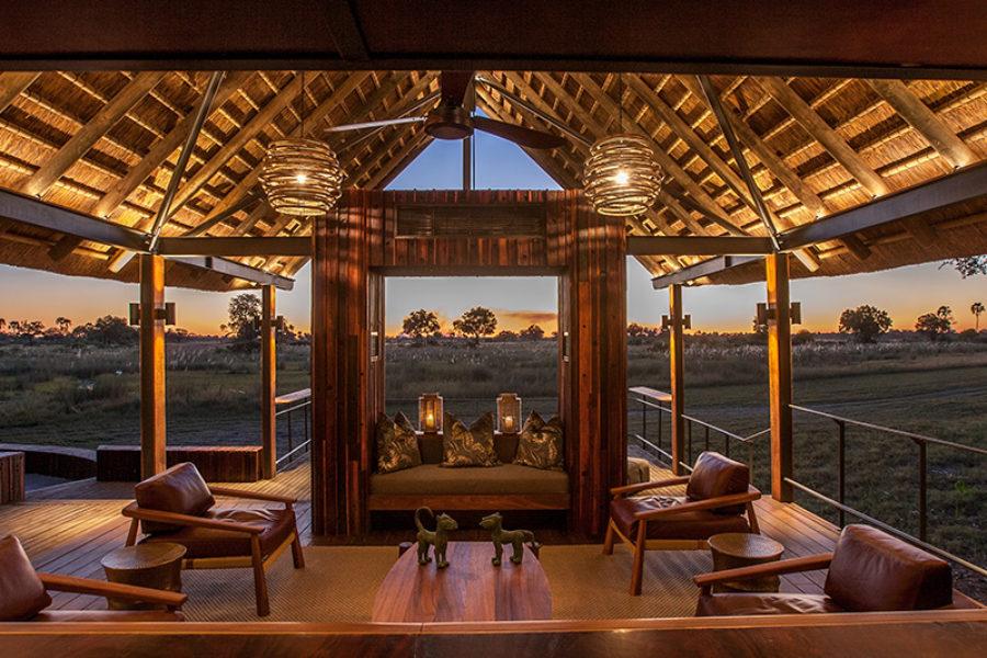 Safari Scapes Botswana Chitabe Camp 10