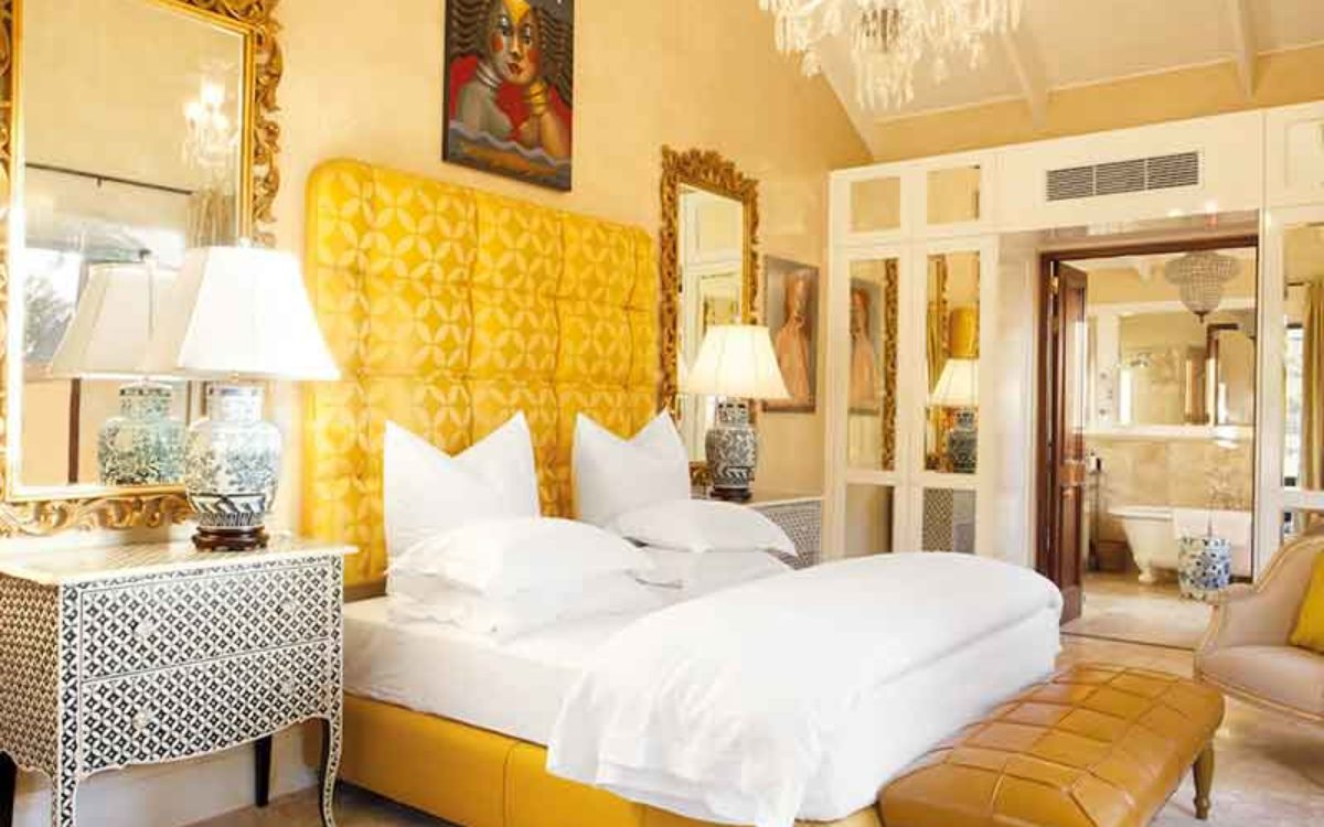Safari Scapes La Residence in Franschoek