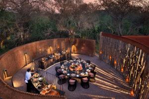 Safari Scapes South African Safari Phinda Homestead